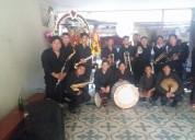 Banda procesional en lima