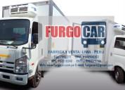 Fabricantes  de  furgones  frigorificos y  secos