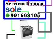 991668105 sole cocinas servicio tecnico