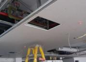 Expertos en remodelacion y ampliaciones en drywall
