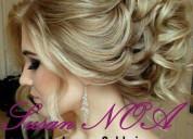 Maquillaje y peinado para novia adomicilio en lima