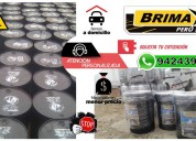 Bitumen imprimante, asfalto rc-250, alquitran.
