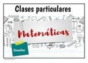 Clases de Primaria a domicilio Profesor Particular Primaria Clases Matematicas