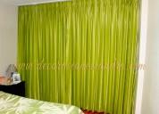 Decoraciones sandra: confecciones de cortinas.