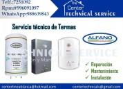 Reparacion surco servicio técnico terma alfano a g