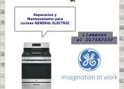 017582532 cocinas general electric mantenimiento