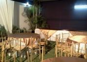 Menaje sillas & mesas en miraflores - san borja -