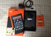 Vendo tablet amazon fire 7   8gb nueva