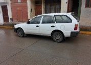 auto station wagon corolla 99