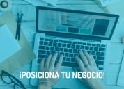 Serivicios de marketing digital chiclayo