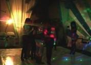 Alquiler de luces rítmicas para fiestas y eventos