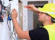 instalaciones electricas a domicilio casa y oficin