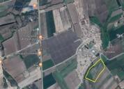 Se vende terreno campestre 9000 m2 - huaral