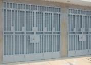 Estructuras metalicas soto: puertas, rejas y porto