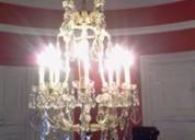 Restauración y renovación de lámparas antiguas ba