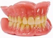 Dentaduras postizas,,confecciones y reparaciones