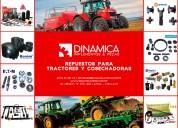 Tractores y cosechadoras chiclayo