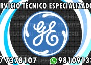 servicio técnico general electric ((secadoras))