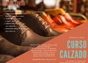curso de fabricacion de calzado en arequipa