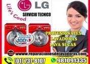 Lg técnicos de lavasecas 981091335 !a domiclio!