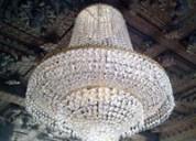 Restauración y mantenimiento de lámparas en lima