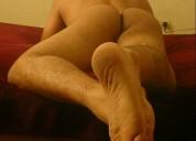 Sexo, sudor y mucha pasion conmigo. @villacorafael
