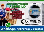 Klimatic service! 2761763 reparacion de lavadoras-