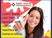Clases de inglés/profesores nativos a domicilio
