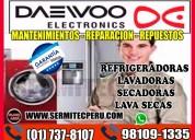 Daewoo profesionales de lavasecas 981091335