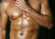 Brian20cms lima  atlético masajista para hombres