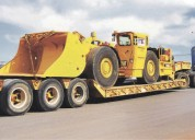 Transvisionperu eirl transporte de carga pesada
