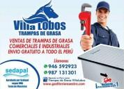 987131301 promociÓn en trampas de grasa -acero