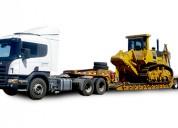 Transporte de maquinarias y equipos.995034160