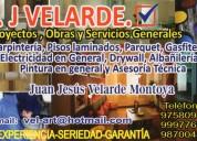 Servicios generales para el hogar