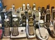 Compro telefonos inalambricos.