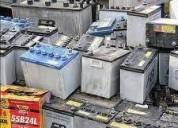 Compro baterias ups en desuso,contactamos