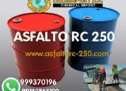 Gran venta de emulsion asfaltica asfalto rc 250