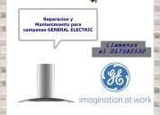 017582532 mantenimiento campana general electric