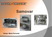 Samovar inoxchef (stock)