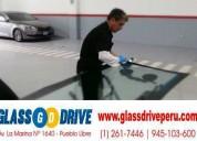 Parabrisas polarizados automoviles lima peru glass