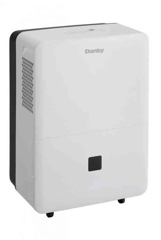 Deshumedecedor Eléctrico Portátil Danby Mod DDR070