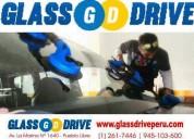 Glassdrive polarizados automoviles lima peru