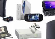Compro consolas, videojuegos y accesorios en gener