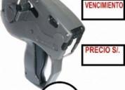 Etiquetadora manual portátil modelo 1131