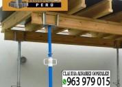 Venta y alquiler vigas h20 de madera encofrado