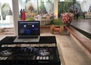 Alquiler sonido profesional luces y efectos dj pantallas led toldos alba producciones