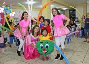 Show tematico para cumpleanos infantil empresa trujillana. contactarse.