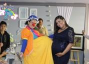 Show para baby shower en trujillo