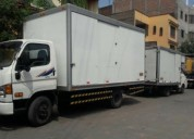 Mudanzas transporte de carga y embalaje