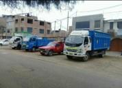 carga y mudanzas en camion y camioneta